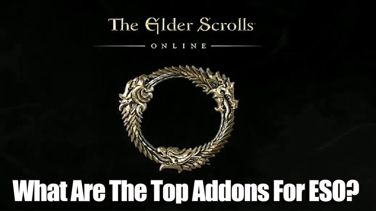 TOP 5 Addons For Elder Scrolls Online - r4pg com