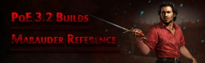 PoE 3.2 Marauder Reference Builds