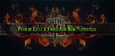 Path of Exile 3.3 will Add New Playstyles