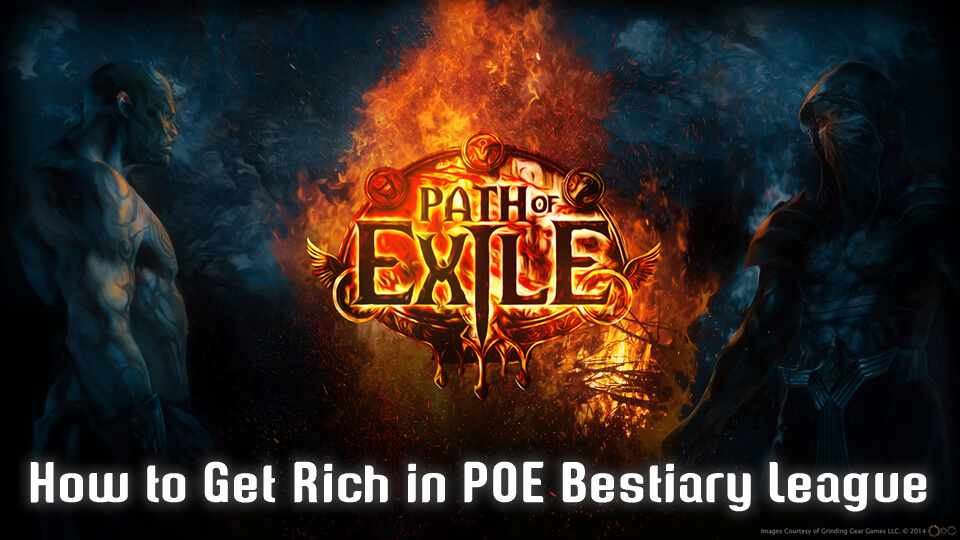 How to Get Rich in POE Bestiary League