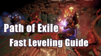 Path of Exile Fast Leveling Guide