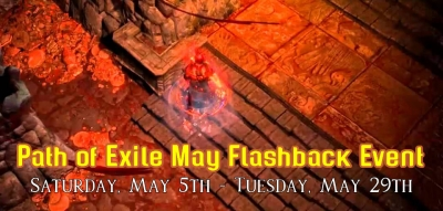 Attention! PoE May Flashback Event Comes