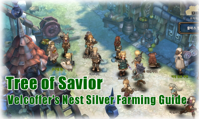 ToS Velcoffer's Nest Silver Farming Full Guide