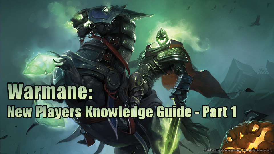 Warmane New Players Knowledge Guide - Part 1