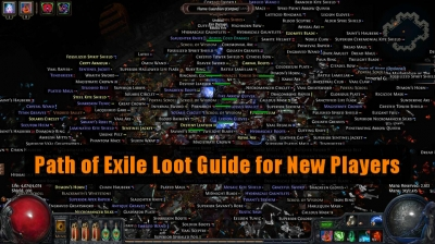 Path of Exile Loot Guide for New Players