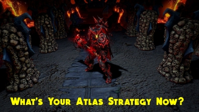 What's Your Atlas Strategy Now