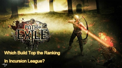Which Build Top the Ranking In Incursion League?