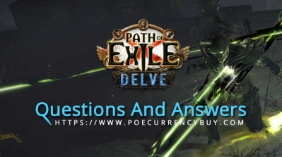 About players Questions and GGG's Answer in the POE Delve