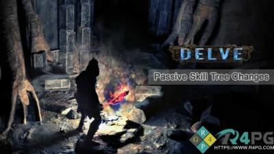 POE 3 4 Witch Elementalist Lightning Tendrils Build - Delve