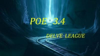 Unusual Delve league of POE