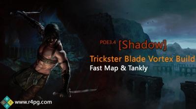 PoE 3 4 Scion HopeShredder Build with fast mapping - r4pg com
