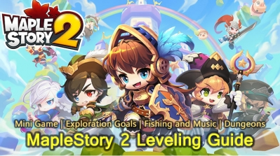 Safe and Cheap MapleStory 2 Products Trading on R4PG