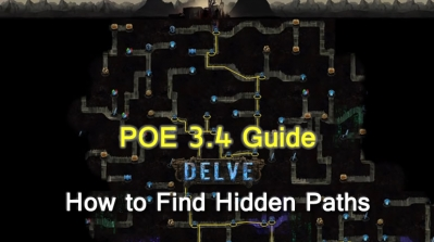 POE 3.4 Guide: How to Find Hidden Paths