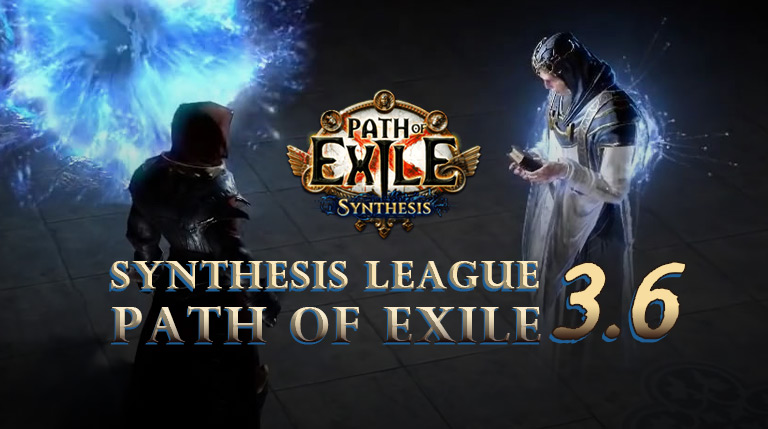 poe4orbs:POE 3.6 Synthesis League Revealed Details