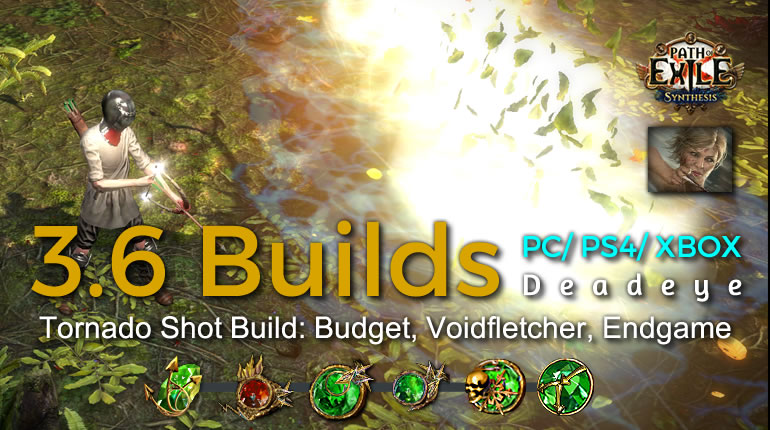 lower price with special sales huge inventory POE Synthesis Ranger Tornado Shot Deadeye Build - Budget ...