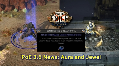 POE 3.6 News About Aura and Jewel