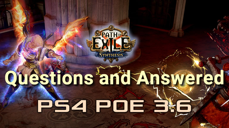 PS4 POE 3 6 Synthesis - Questions and Answered - r4pg com