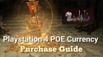 POE PS4 Currency Purchase Guide