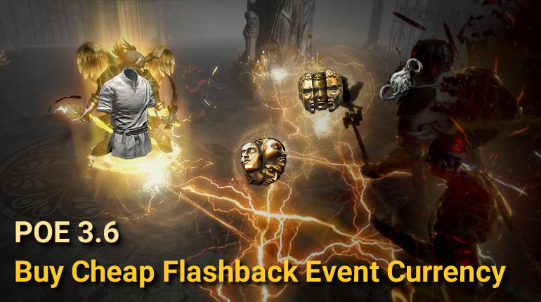 Buy 3.6 Flashback Event Cheap PoE Currency
