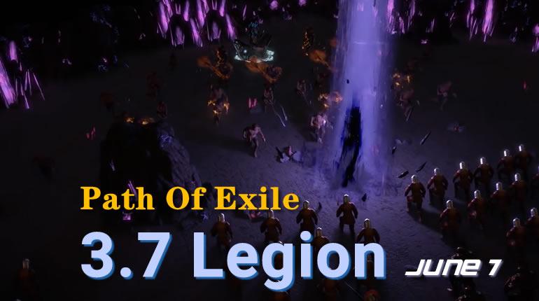 POE 3 7 Legion League Revealed Details - r4pg com