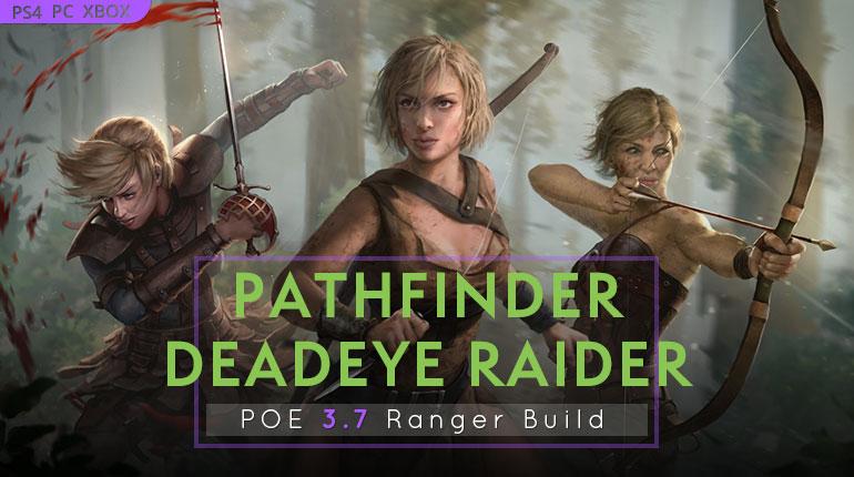 PoE 3 7 Ranger Starter Builds - poecurrencybuy com