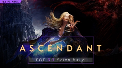 PoE 3.7 Scion Ascendant Starter Builds