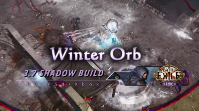 [PC,PS4,Xbox] PoE 3.7 Winter Orb Shadow Trickster Endgame Build