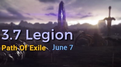 Path Of Exile 3.7 Legion League Revealed Details