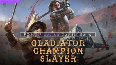 Path of Exile Legion Top Duelist Builds