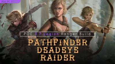 Path of Exile Legion Top Ranger Builds