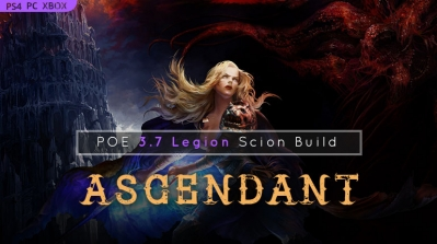 Path of Exile Legion Top Scion Builds