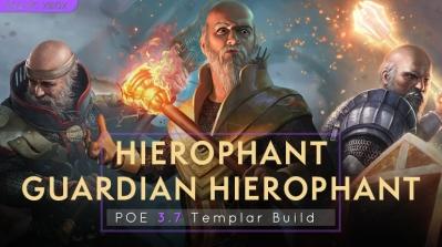 PoE 3.7 Templar Starter Builds