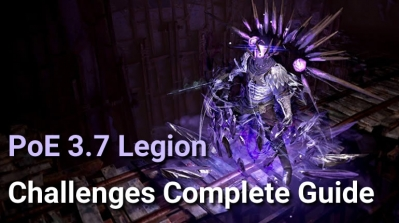 PoE 3.7 Legion Challenges Complete Guide