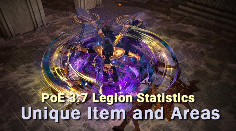 PoE 3.7 Legion Statistics Report