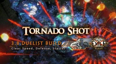 [Duelist] PoE 3.8 Tornado Shot Champion Starter Build