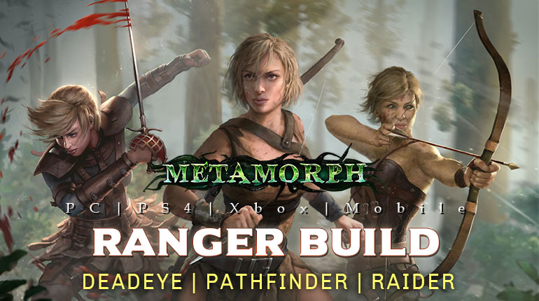 [3.9]PoE Metamorph Ranger Builds (PC,PS4,Xbox,Mobile)