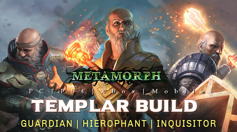 poe4orbs:[3.9]PoE Metamorph Templar Builds (PC,PS4,Xbox,Mobile)