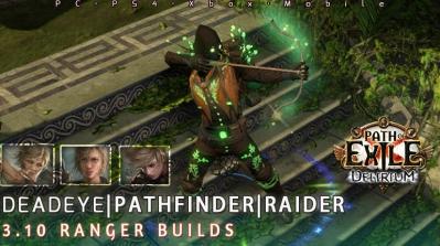 [3.10] PoE Delirium Ranger Starter Endgame Build