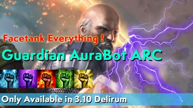 Last chance to get AuraBot ARC Guardian Deathless   - Facetank Everything!
