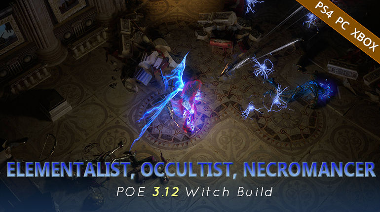 [3.12] PoE Heist Witch Popular Starter Build