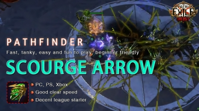[3.12] PoE Heist Pathfinder Scourge Arrow Ranger Starter Build (PC,PS4,Xbox,Mobile)