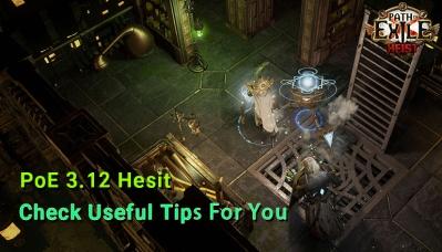 PoE 3.12 Heist Useful Tips