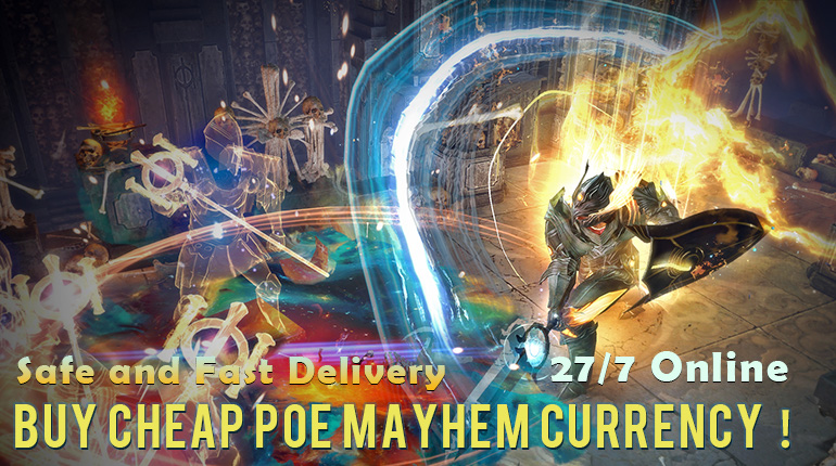 r4pg:[Mayhem] Buy Cheap PoE Currency with Fast Delivery
