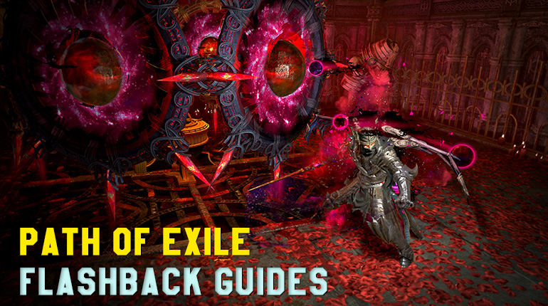 r4pg:Path of Exile Flashback Guides and Builds