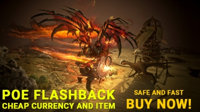 POE Currency - Buy Cheap FlashBack Currency in POE Shop