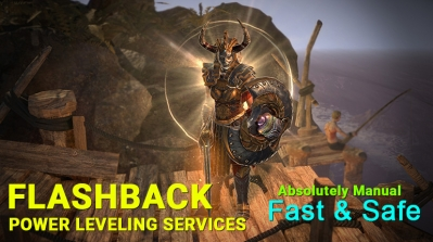 Fast PoE FlashBack Power Leveling Services with Safe Manual
