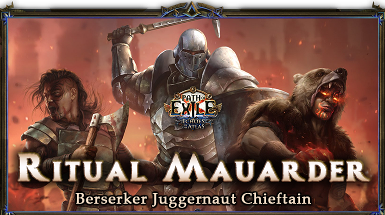 Best PoE 3.13 Ritual Mauarder Starter Builds