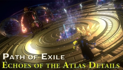 Path of Exile: Echoes of the Atlas Details