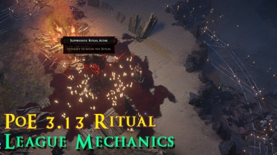PoE 3.13 Ritual League Mechanics Guide