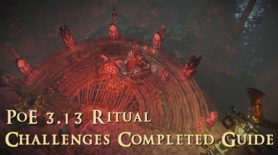 PoE 3.13 Ritual All Challenges Completed Guide